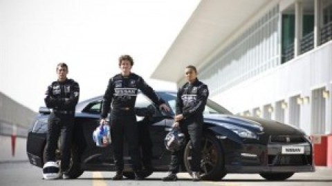 NISSAN CONFIRMS DRIVERS FOR 2012