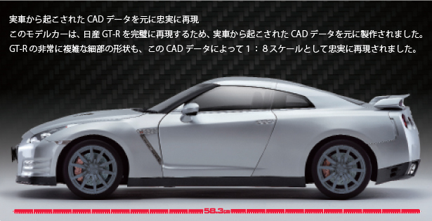 Build your own GT-R