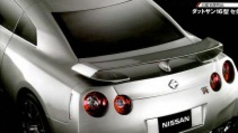 Build Your Own R35 GT-R, Week 5