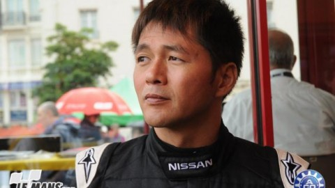 Motoyama's heart-breaking attempts to get the DeltaWing going again