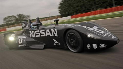 Delta Wing is back!