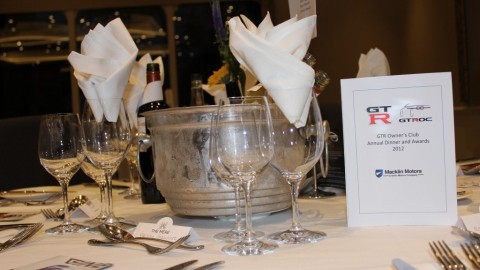 GTROC Annual Awards Dinner 2012