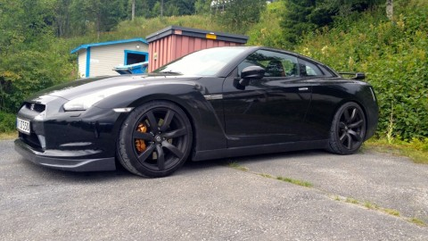 The Norweigan R35 GT-R