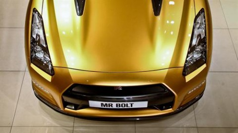Bolt GT-R goes down under