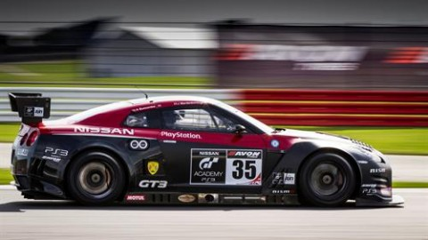 Nissan banned from GT3 championship