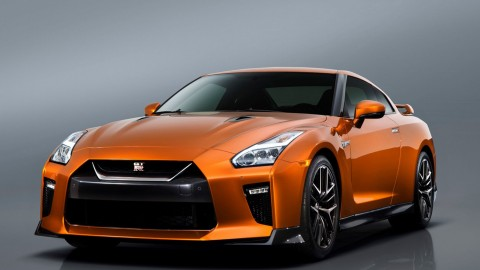 The MY17 Nissan GT-R debut New York International Auto show