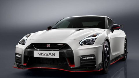 The New MY17 NISMO R35 GT-R