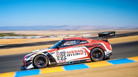 Strong Performances for NISMO in Sonoma & Austin