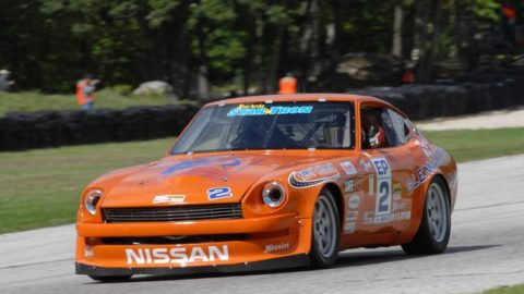Nissan Celebrates 100th SCCA Championship Victory in 2016