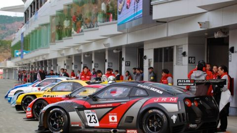 Nissan Celebrates another year of Success – Japan NISMO Festival