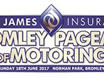 BROMLEY PAGEANT Stand Ticket
